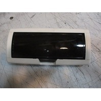 Marine Boat Waterproof Radio Stereo Cover Splash Guard Universal White/Black