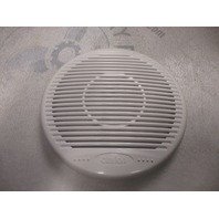 "Clarion 7""  Pair of White Plastic Speaker Covers Grill"
