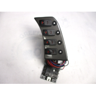 Marine Boat Dash Switch Panel and Fuse Block