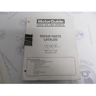 1997-1999 MotorGuide Outboard Trolling Motor Repair Parts Catalog