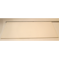 "White Marine Poly Panel 12 7/8"" X 32 1/16"" X 1/2"""