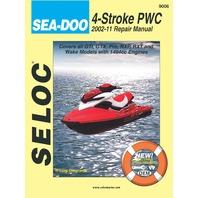 Sea-Doo PWC 4-Stroke 2002-2011 Shop Repair Service Manual 9006