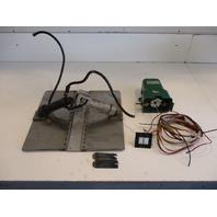 """Boat Leveler MFG Boat Hydraulic Trim Tab System 18"""" x 7 3/4"""""""