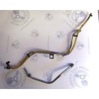 0985744 0985728 OMC Cobra Stern Drive Ford V8 5.8L Fuel Lines 584APRMED