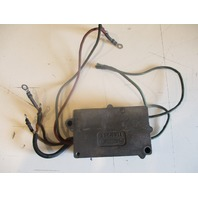 332-4911A2 Mercury Mariner Outboard Switch Box Assy 20 HP 1973-77