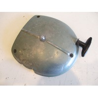 300493 Vintage Johnson Outboard Recoil Rewind Pull Starter 1946-1949 5 HP