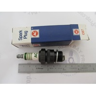 C87 AC Delco GMC Engine Spark Plug 18mm x 12.57mm