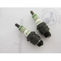 R44 AC Delco GM Engine Spark Plug Set of 2