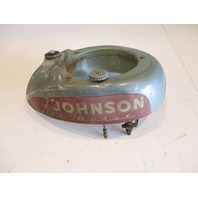 Vintage 1950's Johnson Seahorse Outboard Gas Fuel Tank With Knob and Shut Off