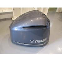 Yamaha Marine Outboard Motor Cover Cowl 300 HP Four Stroke Damaged Front
