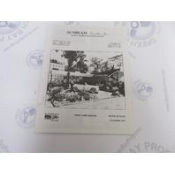 Sunbeam Specialties Alpine-Tiger Auto Parts Catalog DEC 2000