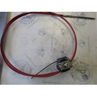 Morse Red 13' Rotary Boat Steering Cable and Helm Cobia 0290-002 4271