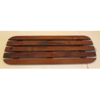 "Boat Floor Decking Hatch Teak Wood 35 3/8"" x 11 3/4"""