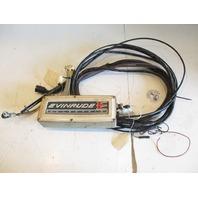 Evinrude Johnson Outboard Electric Shift Remote Control Box  Marine Boat