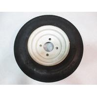 "4.80 - 8 Goodyear CT II Trailer Tire Wheel 9"" Rim 4 Bolt"