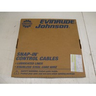 173120 NEW OEM Evinrude Johnson 20' Throttle/Shift Cable 1979 and Newer