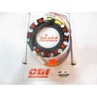 174-9710K 1 CDI Electronics Mercury Marine Outboard Stator 3/4 Cylinder 16 Amp