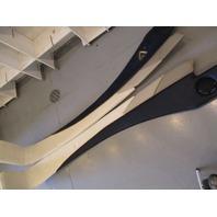 1996 Bayliner  Driver & Passenger Interior SIDE Wall Cushion Panels