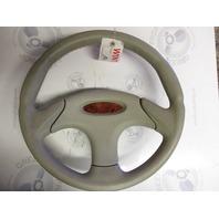 "Bayliner Capri U.S. Marine Boat Tan Steering Wheel 13.5"""