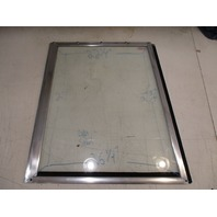 """Right Starboard Front Window for Bayliner Capri Windshield 27 3/4"""" x 26 1/4"""""""
