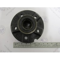 H-1000 Reliable Greased 5 Hole/Bolt Trailer Wheel Idler Hub