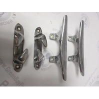 Wellcraft 192 Classic 1988 Boat Cleat Chrome Set of 4