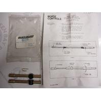 Quicksilver 82779 Mariner Remote Control Cable Adaptors, Control End