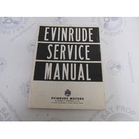 1946 Vintage Evinrude Outboard Motor Service Manual 3rd Edition