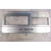 1988 Four Winns 160 Freedom Boat Panel Glove Storage Compartment