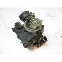 4282A1 Mercruiser Rochester 2BBL Carb Carburetor Chevy Inline 6 250ci