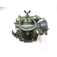 4282A1 Mercruiser Rochester 2BBL Carb Carburetor Chevy Inline 6 250ci 5204A1