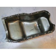 0313647 OMC Stringer OR Cobra 2.5 3.0L Stern Drive Oil Pan