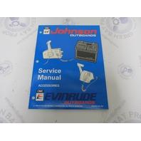 OMC Johnson Evinrude Outboard Service Manual Accessories 1994