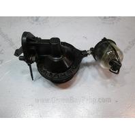 Mercruiser 86246 Fuel Pump with Sight Glass 47816