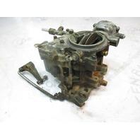 1336-2076 Mercruiser Marine GM 153 I/L4 Carb Carburetor 120 HP 1964-1972