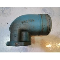 980617 OMC Stringer Stern Drive Exhaust Elbow Ford V8 908720