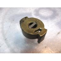 980274 908382 OMC Stringer Stern Drive Tilt Motor Coupling & Key 1973-85