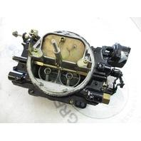 807826A1 Mercruiser 4.3L 4 Barrel GM V6 Weber Carburetor 1996-98