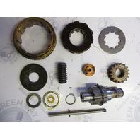 308807 Tilt Clutches & Gear for OMC Stringer Intermediate Tilt Clutch Kit 308725