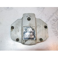 0981099 OMC Stringer Stern Drive Upper Unit Exhaust Housing Cover  1978-85