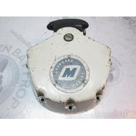 0382463 OMC Stringer Upper Gearcase Exhaust Housing Cover W/ Emblem