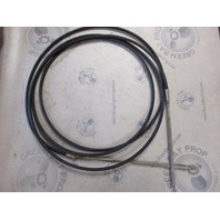 70313A24 Mercury Quicksilver Ride Guide Steering Cable 24 Ft
