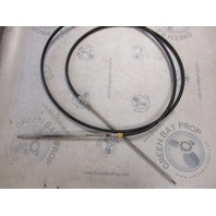 70313A11 Mercury Quicksilver Ride Guide Steering Cable 11 Ft