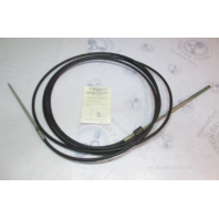 34451A25 Mercury Quicksilver Heavy Duty Ride Guide Steering Cable 25 Ft