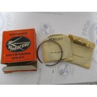 39-30001 Mercury Kiekhaefer Vintage Outboard Piston Ring Set of 7 NLA