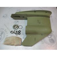 0385101 OMC Evinrude Johnson 50 55 60 HP Outboard Gear Case Housing 1968-1969