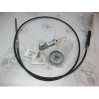 New Teleflex SSC13412 Marine Boat Rack & Pinion Steering Cable & Helm 12FT