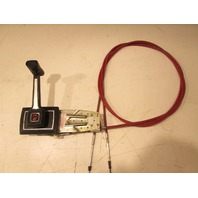 Bayliner Capri Boat Remote Control With 10' Cables W/O Trim