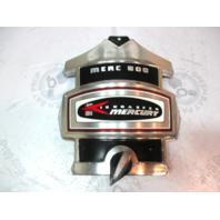 Mercury Kiekhaefer Merc 500 Outboard Silver/Black/Red Front Cowl Cover
