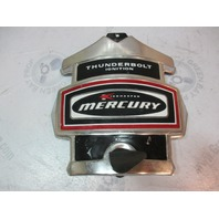 Mercury Kiekhaefer Thunderbolt Ignition Front Cowling Cover Black Red